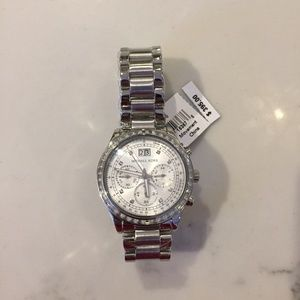 Michael Kors Women's Brinkley Chronograph Watch